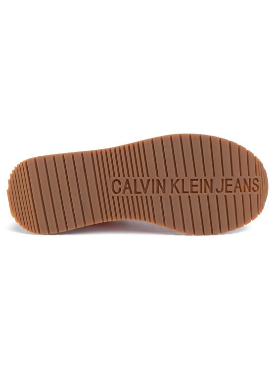 Calvin Klein Jeans Calvin Klein Jeans Sportcipő Josepha B4R0872 Narancssárga