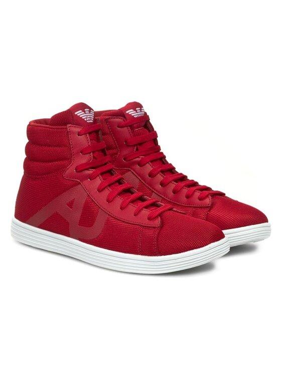 Armani Jeans Armani Jeans Batai V6516 18 T4 Raudona