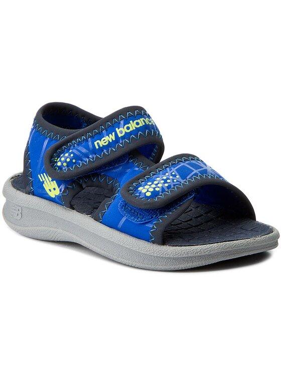 New Balance New Balance Sandále K2031GBL Tmavomodrá