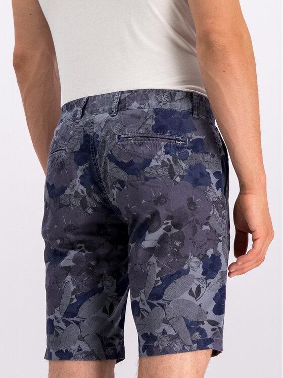 Pepe Jeans Pepe Jeans Szövet rövidnadrág PM800741 Szürke Slim Fit