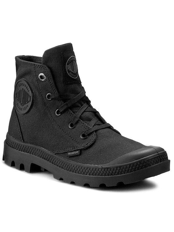 Palladium Žygio batai Mono Chrome 73089-001-M Juoda