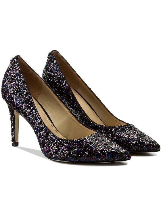 Guess Guess Обувки на ток Ele9 FLEL93 FAM08 Черен