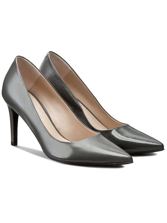 Solo Femme Solo Femme Scarpe stiletto 75403-38-F49/000-04-00 Grigio