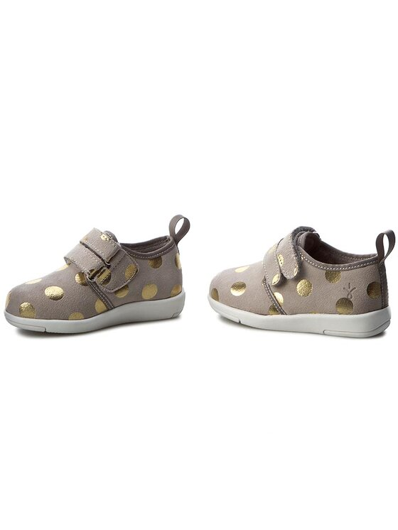 EMU Australia EMU Australia Κλειστά παπούτσια Print Sneaker K11494 Γκρι