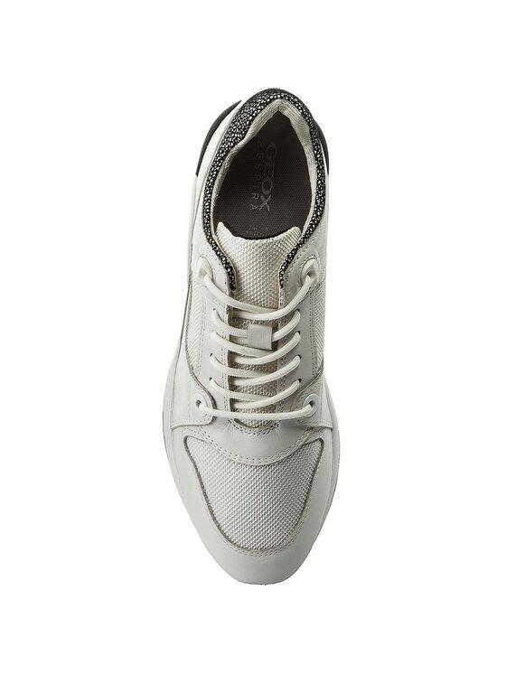 Geox Geox Sneakers D Omaya A D540SA 08588 C1000 Blanc
