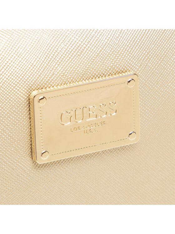 Guess Guess Kosmetyczka Core Accessories PWCORE P1102 Złoty