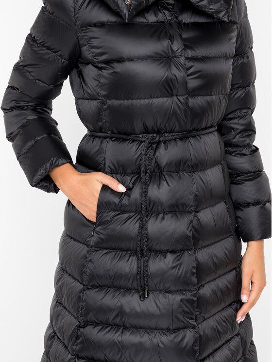 Marella Marella Sport Παλτό χειμωνιάτικο 34960399 Μαύρο Regular Fit