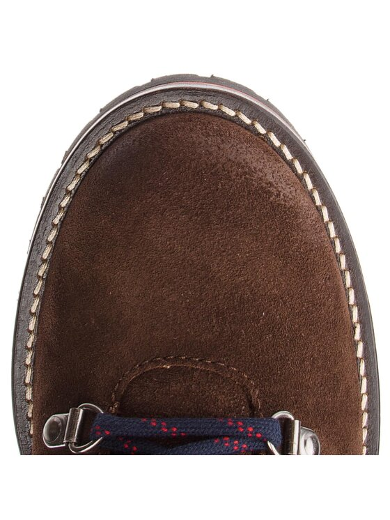 Pepe Jeans Pepe Jeans Scarponcini Mountaineer Suede PMS50168 Marrone