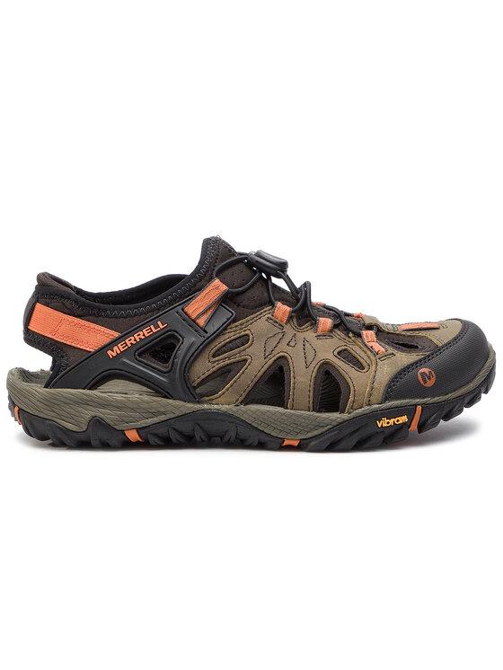 Merrell Merrell Sandale All Out Blaze Sieve J32835 Verde