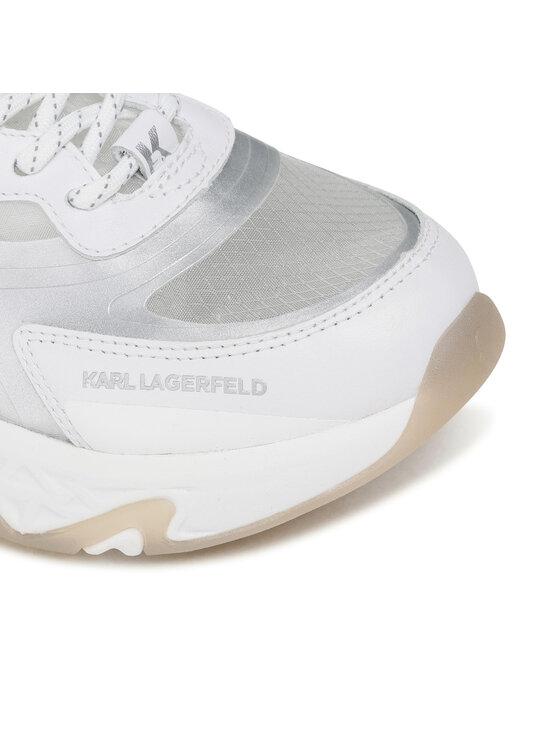 KARL LAGERFELD KARL LAGERFELD Tenisice KL62410 Bijela