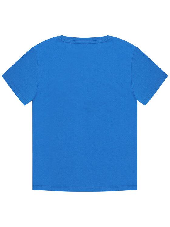 Pepe Jeans Pepe Jeans Marškinėliai Anthony PB502824 Mėlyna Regular Fit