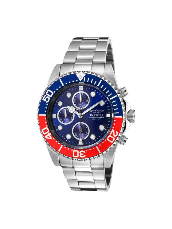 Invicta Watch Laikrodis 1771 Sidabrinė