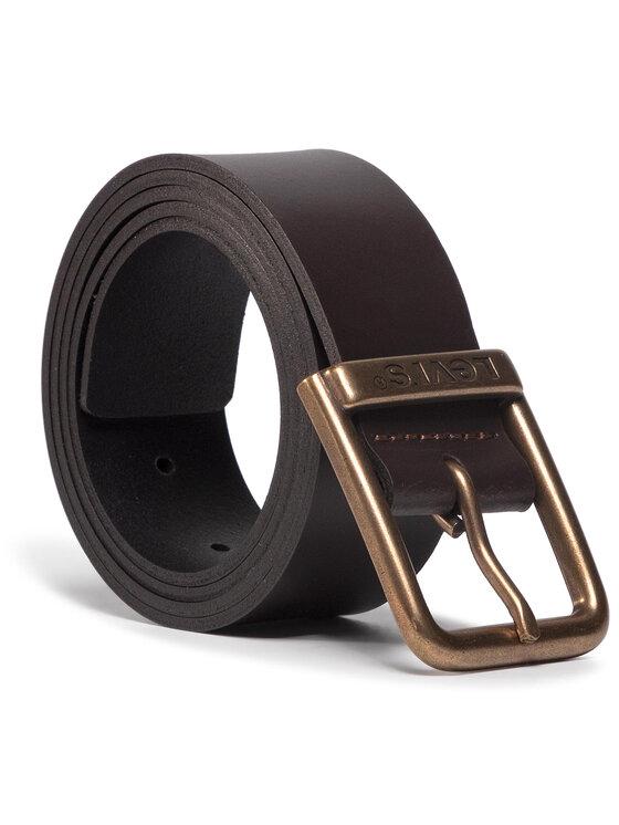 Levi's® Levi's® Pánský pásek 77134-0842 Hnědá