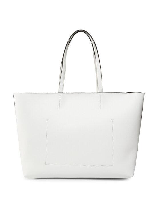 Calvin Klein Calvin Klein Torebka Ck Must Shopper Md Cav K60K606649 Biały