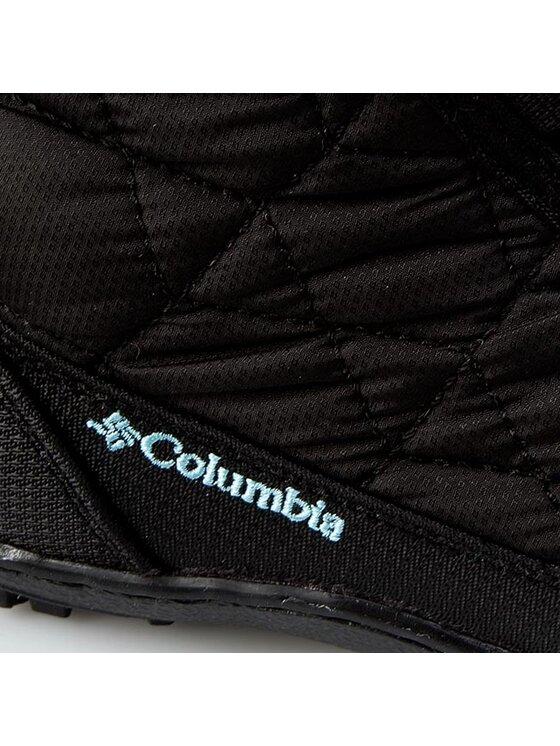 Columbia Columbia Sněhule Youth Minx Mid II Waterproof BY 1313 Černá