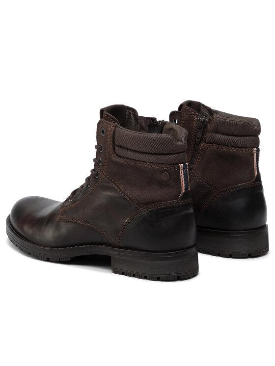 Jack&Jones Jack&Jones Stivali Jfwzachary Boot 12156001 Marrone