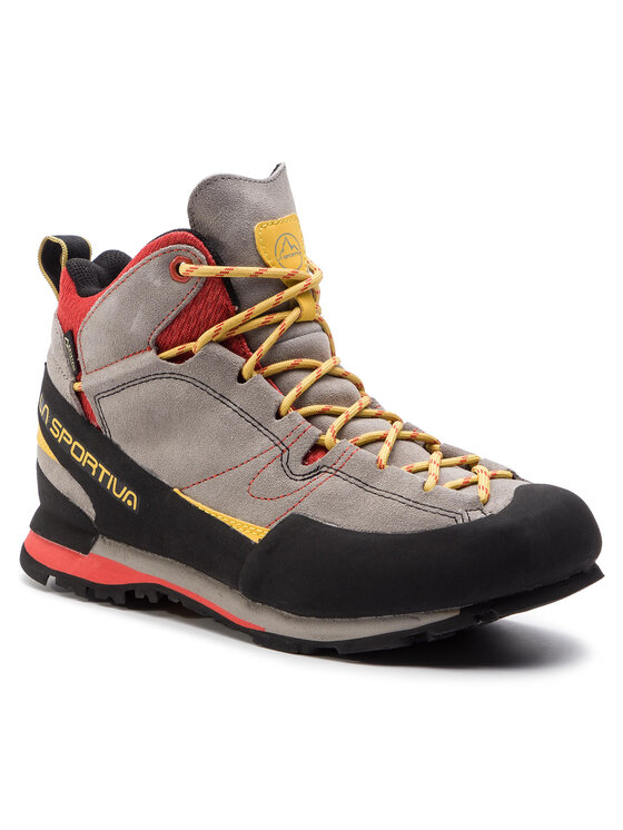 La Sportiva Turistiniai batai Boulder X Mid GTX GORE-TEX 17EGR Pilka
