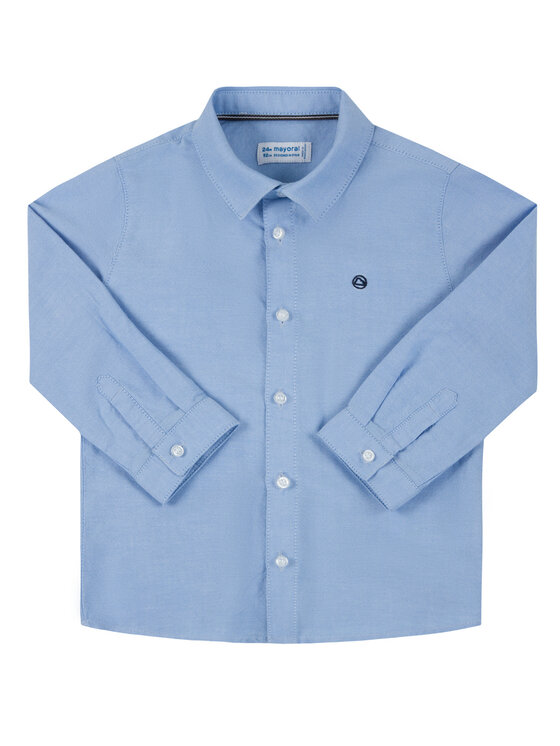 Mayoral Mayoral Marškiniai 113 Mėlyna Regular Fit