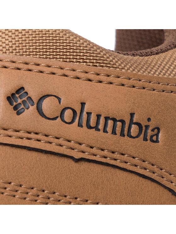 Columbia Columbia Bakancs Peakfreak Venture Waterproof BM3992 Barna