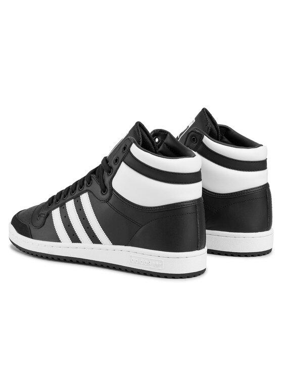 adidas adidas Pantofi Top Ten Hi B34429 Negru