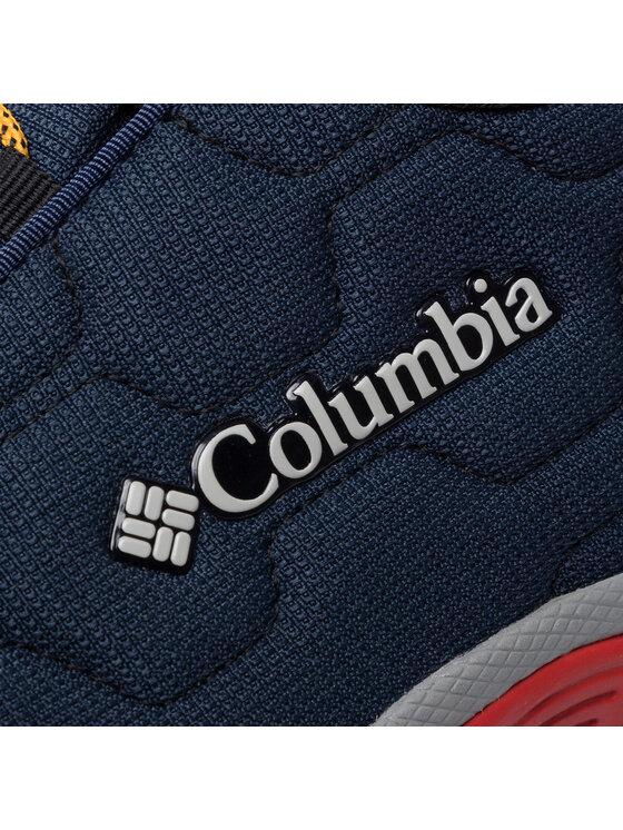 Columbia Columbia Trekkingi Youth Firecamp Sledder 3 Wp By1202 Granatowy