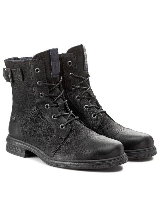 Tommy Hilfiger Tommy Hilfiger Μπότες DENIM Lance 3A EM56820086 Μαύρο