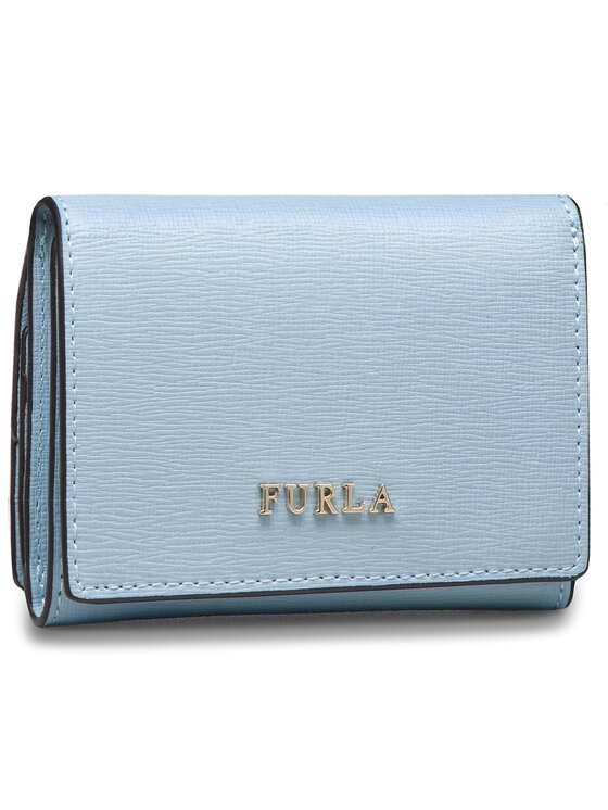 Furla Furla Малък дамски портфейл Babylon 979030 P PR83 B30 Син