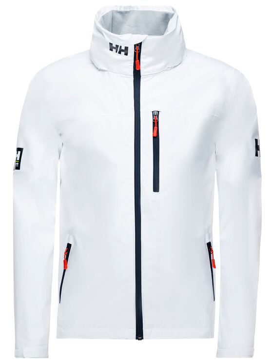 Helly Hansen Helly Hansen Neperšlampanti striukė Crew 33875 Balta Regular Fit