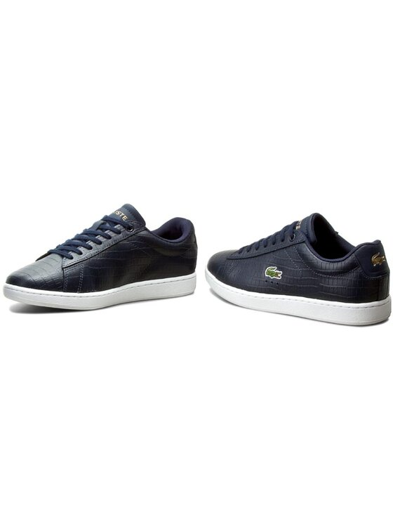 Lacoste Lacoste Sneakers Carnaby Evo G316 6 7-32SPW017195K Bleumarin