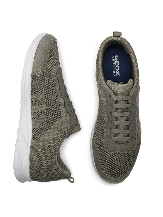 Geox Geox Sneakers U Erast B U823EB 01122 C1018 Verde
