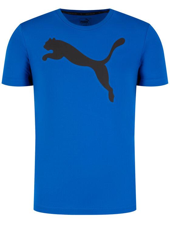 Puma Puma Φανελάκι τεχνικό Active Tee 851703 Μπλε Regular Fit