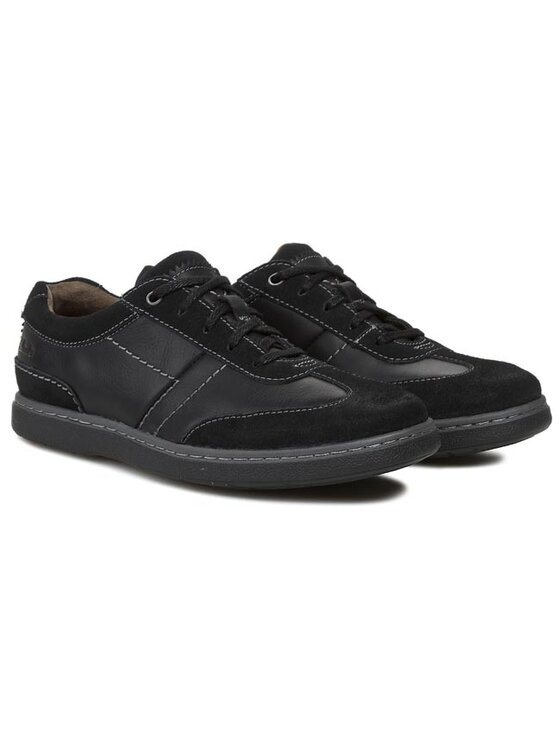 Clarks Clarks Pantofi Salton Move 261024787 Negru