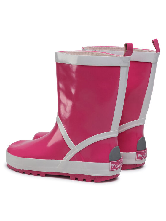 Playshoes Playshoes Kalosze 184310 S Różowy
