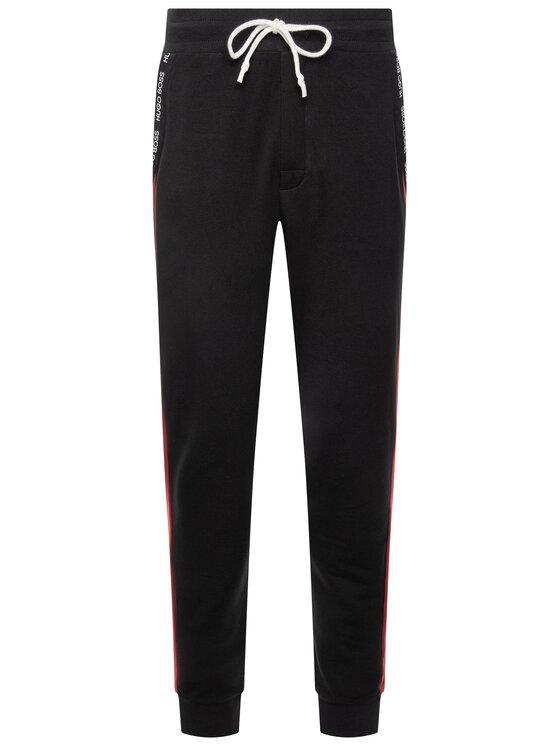 Boss Boss Spodnie dresowe 50414692 Czarny Regular Fit