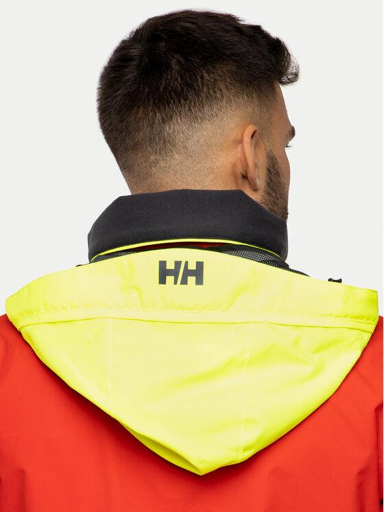 Helly Hansen Helly Hansen Μπουφάν αδιάβροχο Pier 33872 Κόκκινο Regular Fit