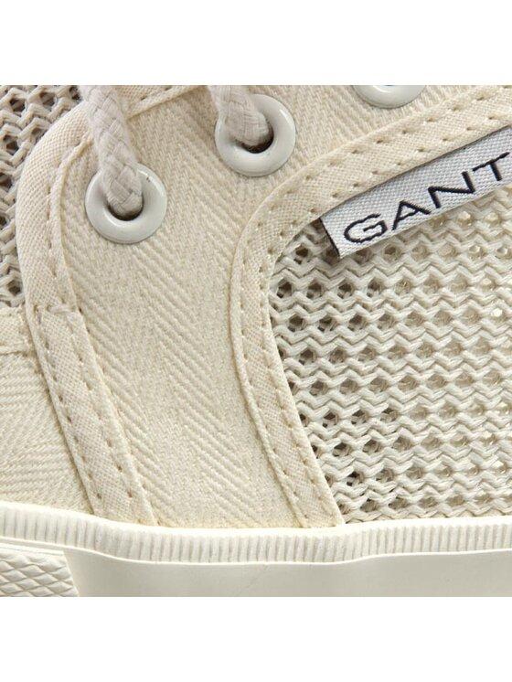 Gant Gant Tenisówki Samuel 12638077 Beżowy
