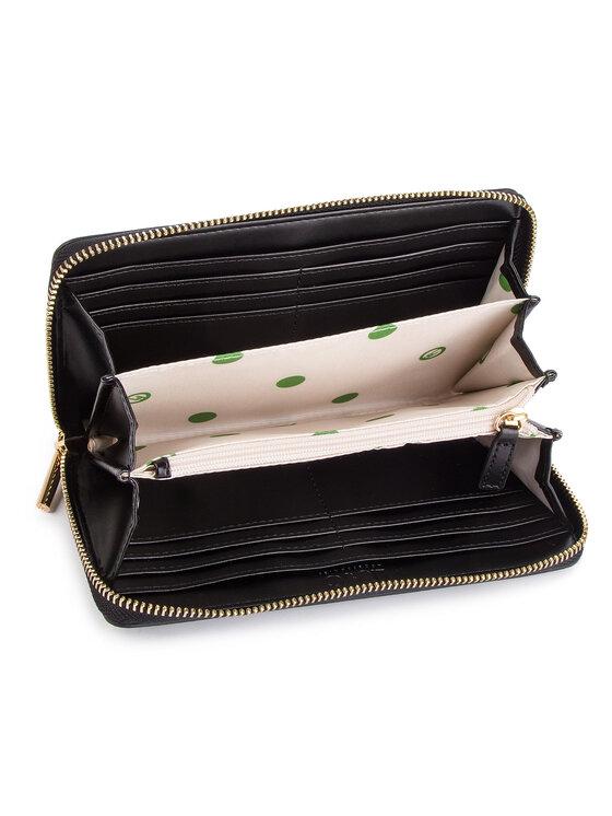 Liu Jo Liu Jo Nagy női pénztárca Xl Zip Around N19174 E0033 Fekete