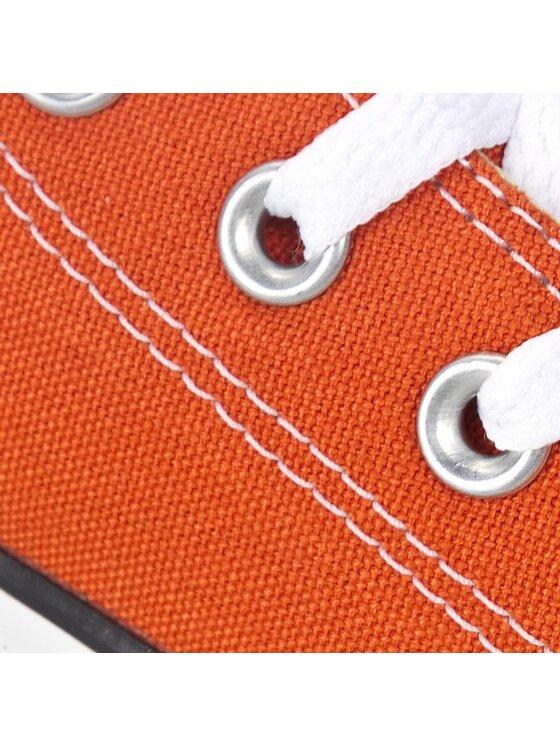 Converse Converse Tornacipő CT Ox 142380F Narancssárga