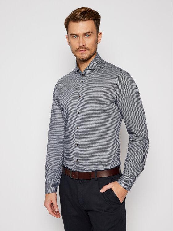 Baldessarini Marškiniai Henry 11000/000/0012 Juoda Regular Fit