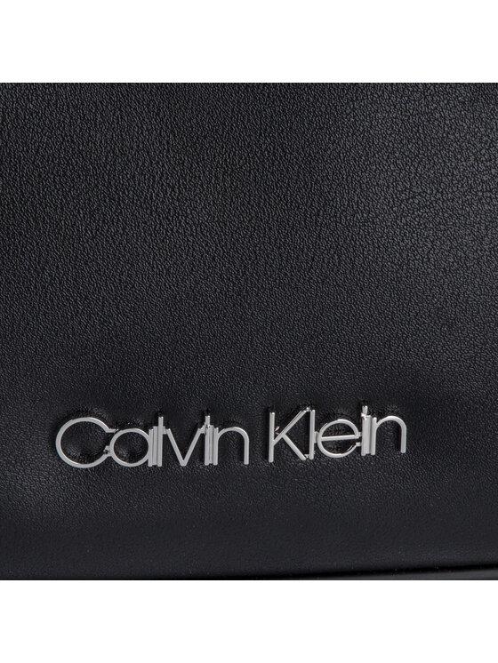 Calvin Klein Calvin Klein Torebka Extended Crossbody K60K605343 Czarny