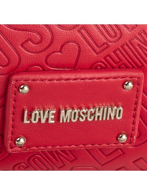 LOVE MOSCHINO LOVE MOSCHINO Borsa JC4034PP15LC0500 Rosso