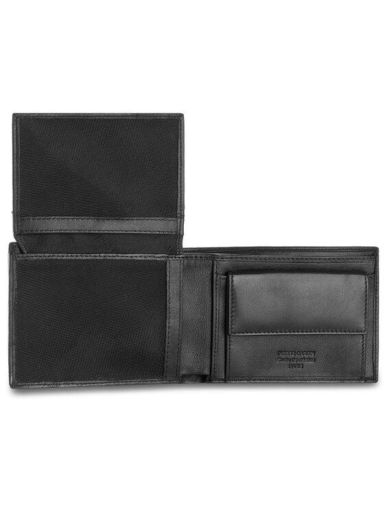 Pierre Cardin Pierre Cardin Velká pánská peněženka TILAK07 8866 Černá