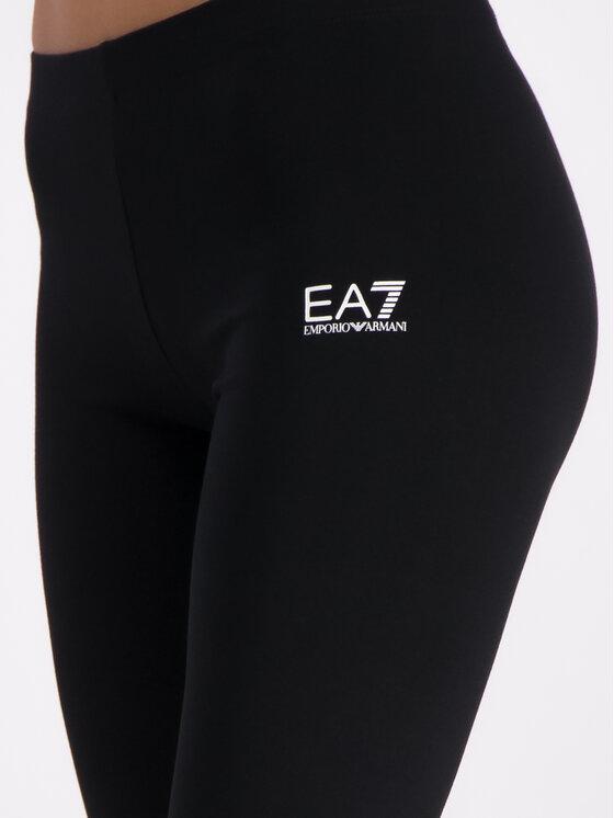 EA7 Emporio Armani EA7 Emporio Armani Legíny SNTP63 TJ01Z 0203 Čierna Slim Fit