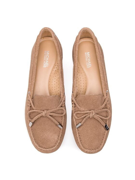 MICHAEL Michael Kors MICHAEL Michael Kors Mokasíny Sutton Moc 40R7STFR1S Hnedá