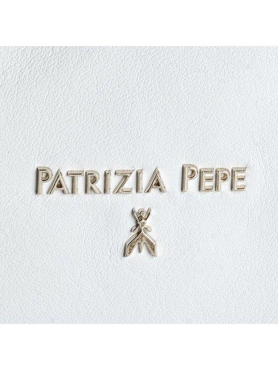 Patrizia Pepe Patrizia Pepe Дамска чанта 2V6879/A2OW-X1TR Бял