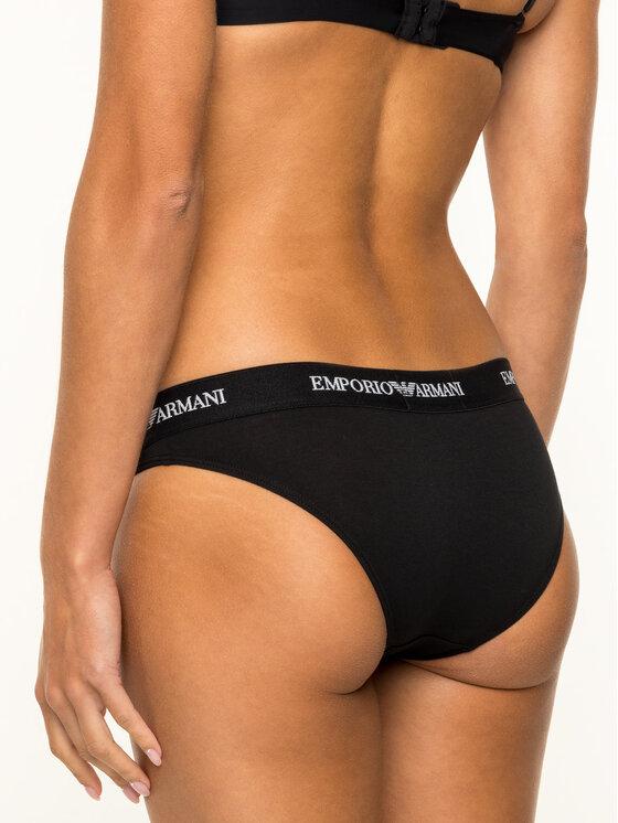 Emporio Armani Underwear Emporio Armani Underwear Σλιπ κλασικά 162525 CC317 00020 Μαύρο