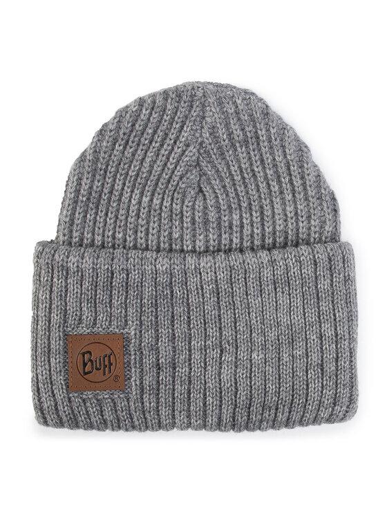Buff Kepurė Knitted Hat 117845.938.10.00 Pilka