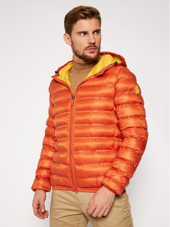 Invicta Pūkinė striukė 4431702/U Oranžinė Regular Fit