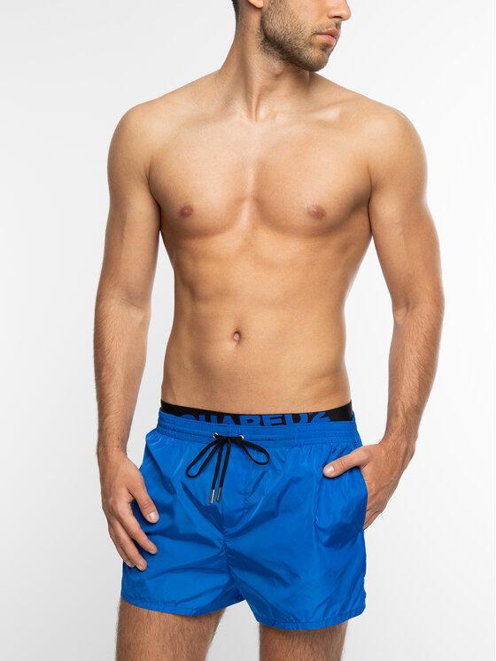 Dsquared2 Dsquared2 Pantaloncini da bagno D7B642460.33048 Blu Regular Fit