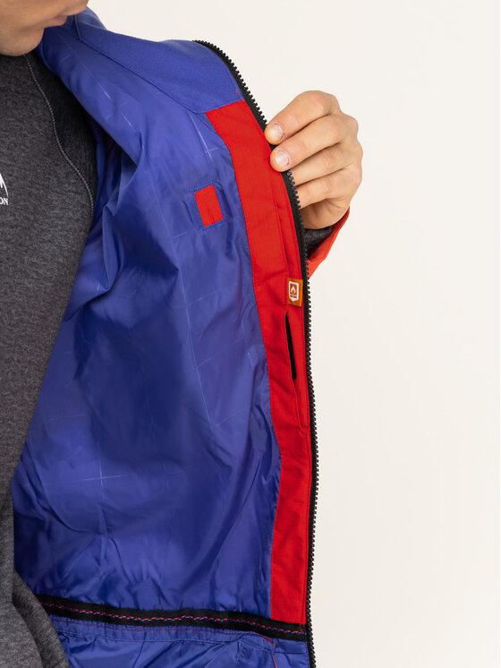 Burton Burton Snowboard kabát Hilltop 13066105600 Piros Regular Fit